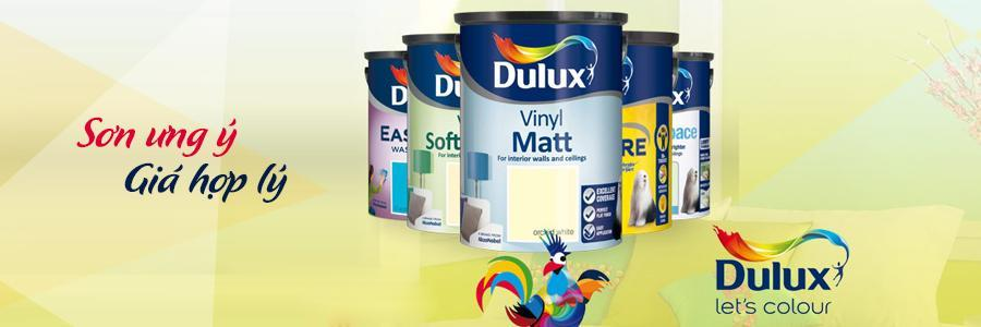 Chuyên cung cấp các mẫu sơn chính hãng.
