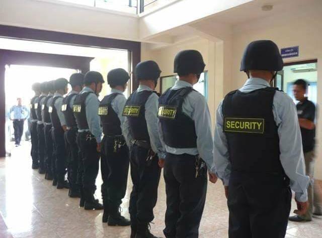 Dịch vụ vệ sĩ chuyên nghiệp tại Nam Long