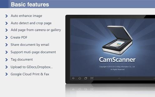 CamScanner HD (License) apk Free | Pipiva
