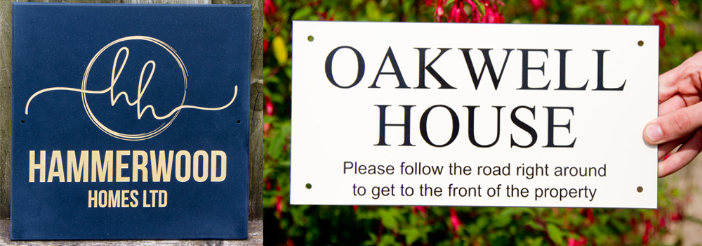 Here at The Sign Maker we have an excellent range of engraved plaques that are cost effective for business use.