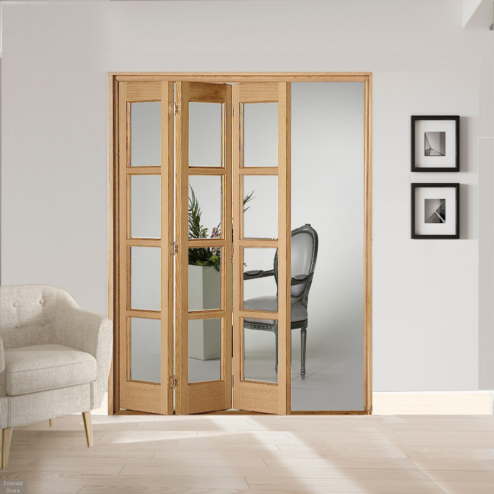 Sliding Bi-Fold Doors
