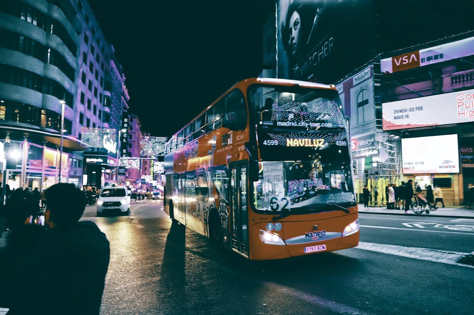 Vorteile einer Busreise