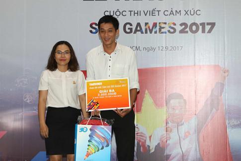 Trao giải Cuộc thi viết cảm xúc SEA Games 2017 - ảnh 6
