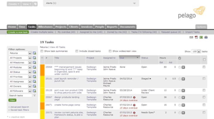 intervals project management software alternative