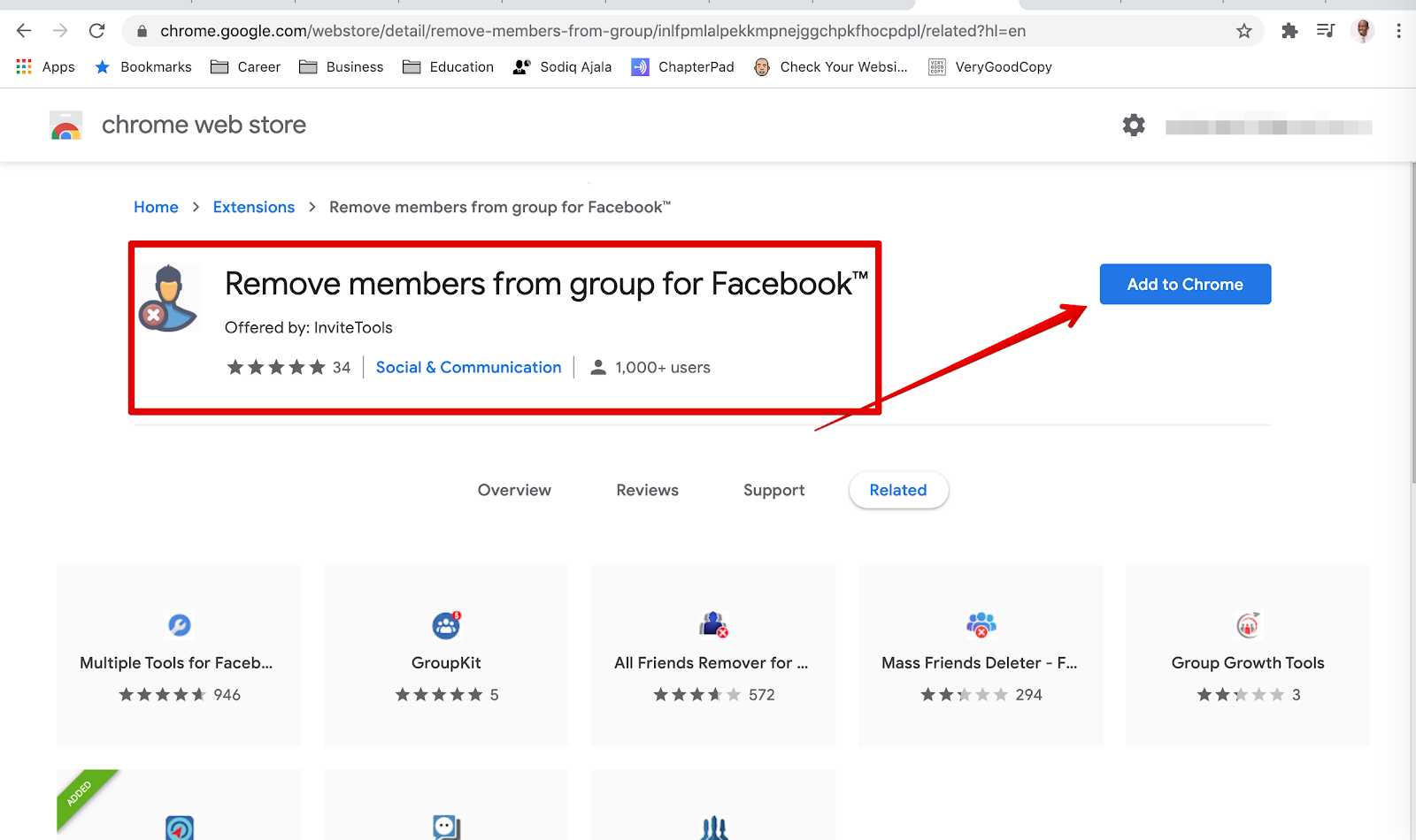 how to delete all members from a facebook group at once