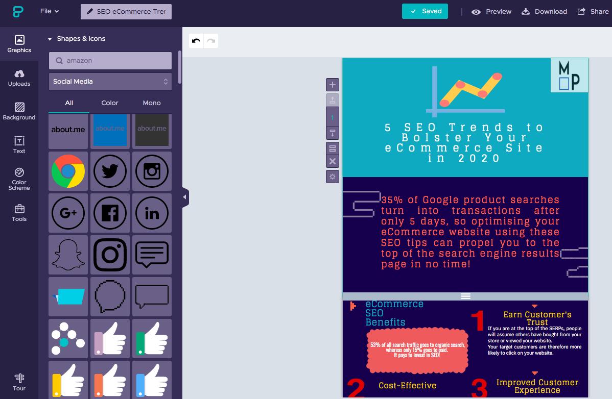 Repurpose-Blog-Posts-Infographics-Piktochart