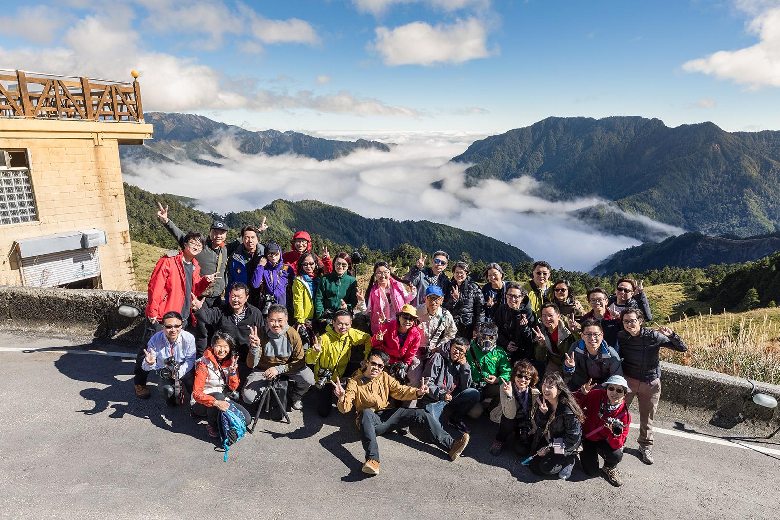 Overseas timelapse workshop at Taiwan.