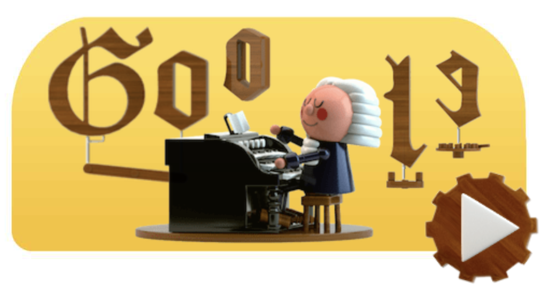 Celebrating Johann Sebastian Bach!