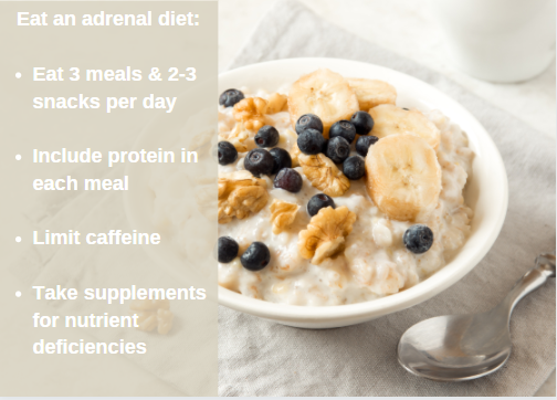 adrenal-friendly foods
