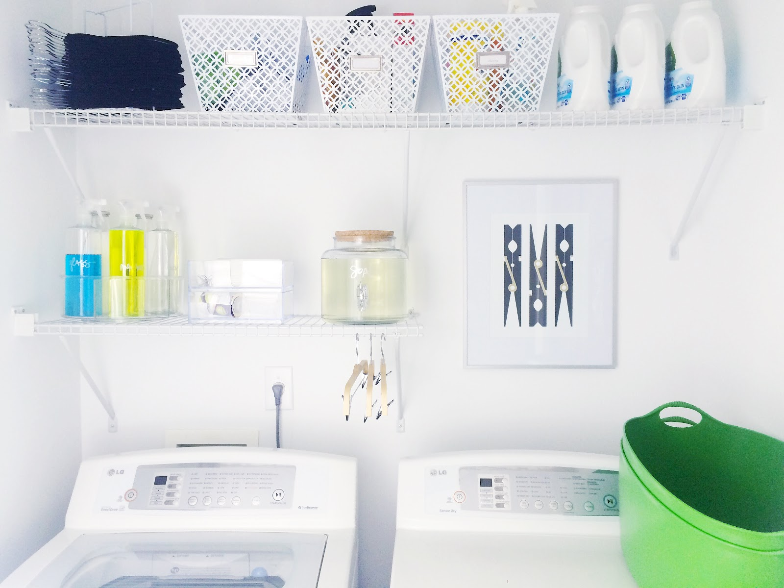 What are the benefits of a well organized interior