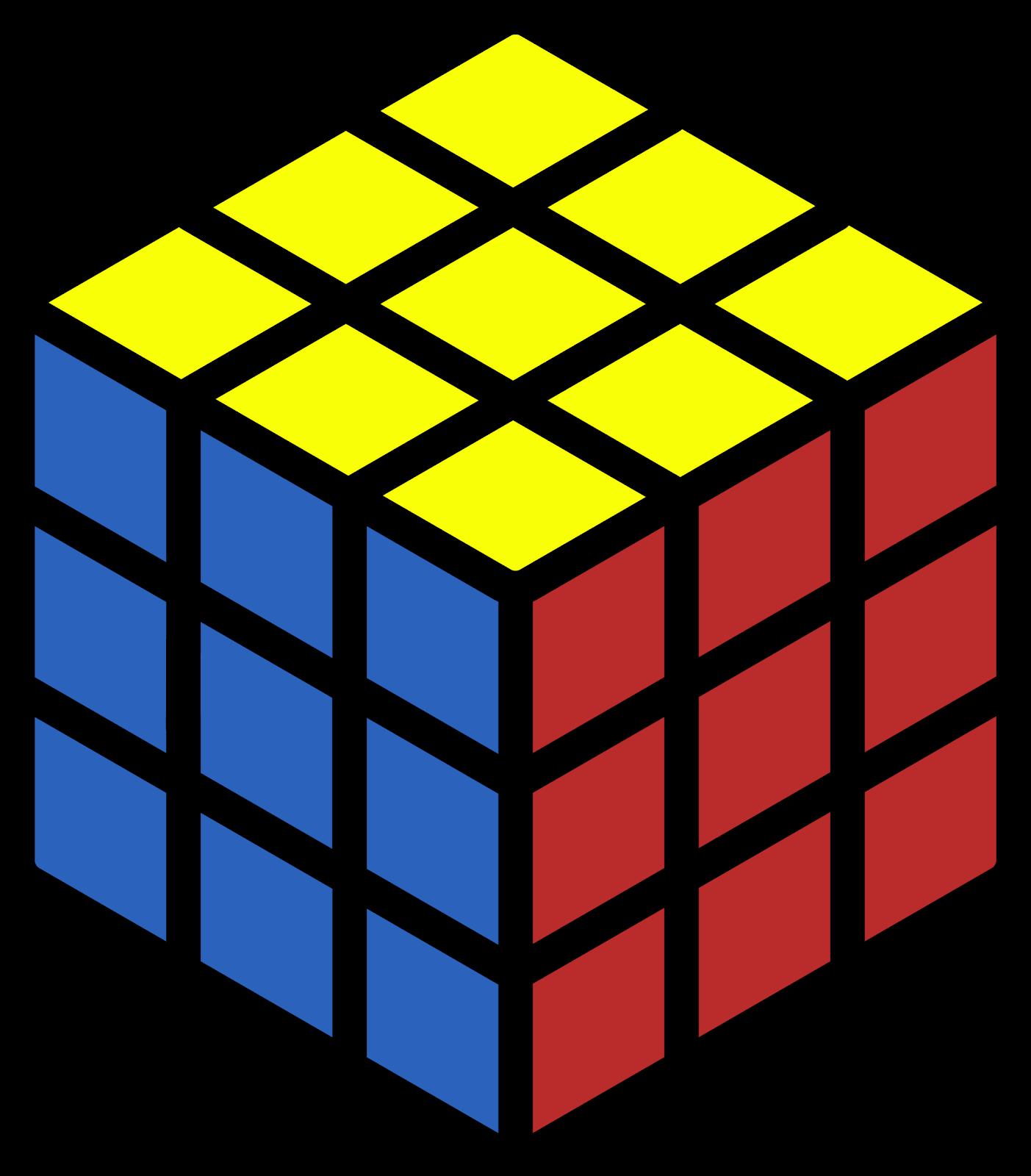 menyelesaikan algoritma terakhir rubik 3x3