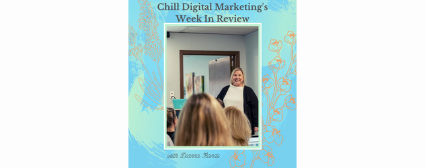 Chill Digital Marketing Podcasts logo