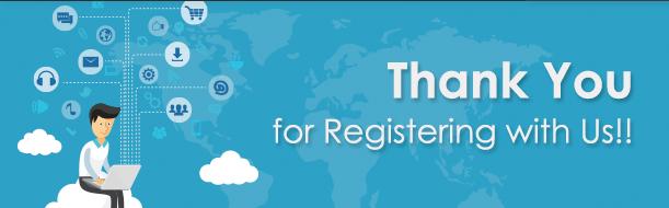 Image result for thankyou for registering