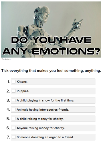 10 Things You Can Learn From BuzzFeed Quizzes « Interact