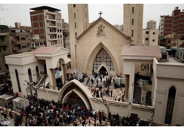 Giáo hội Công giáo Ấn-độ lên án những vụ đánh bom nhà thờ Cốp-tíc của Ai-cập