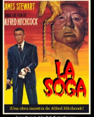 La soga (1948, Alfred Hitchcock)
