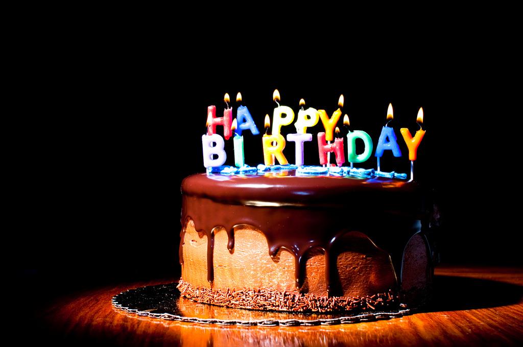 Birthday Cake | I had my birthday a few days ago. Did a real… | Flickr
