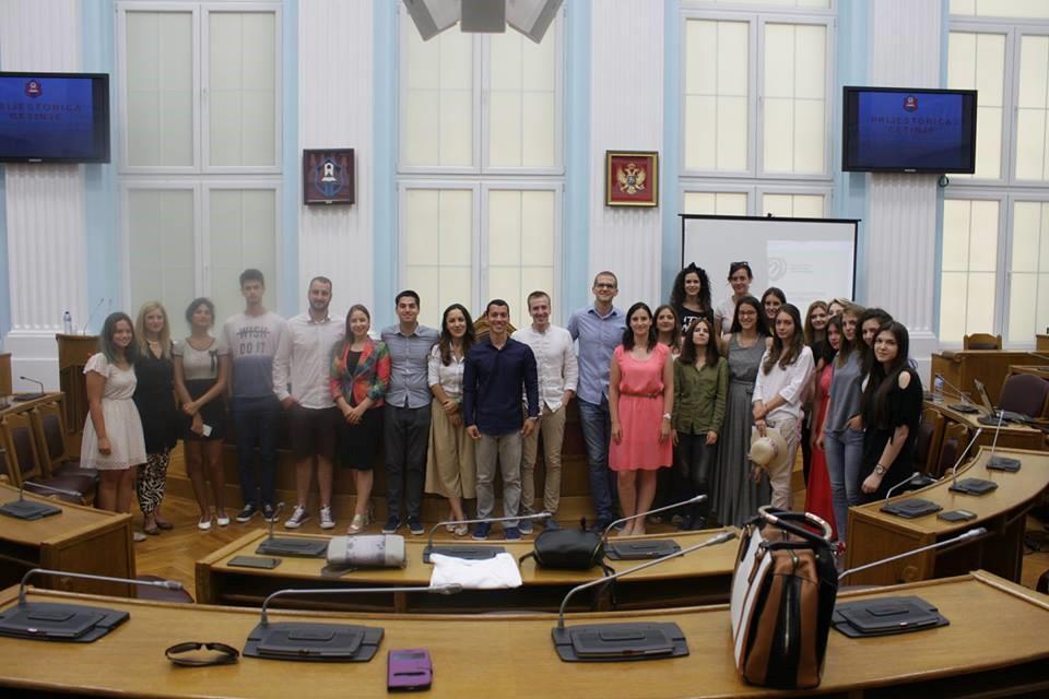 Prezentacija o studiranju u inostranstvu
