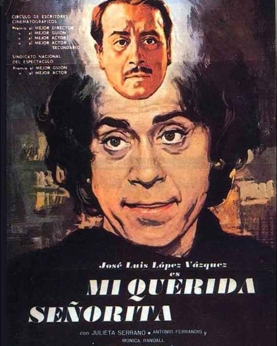 Mi querida señorita (1971, Jaime de Armiñan)
