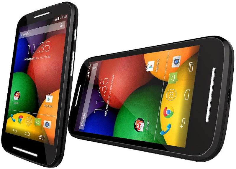 Motorola Moto E - Spesifikasi Lengkap dan Harga