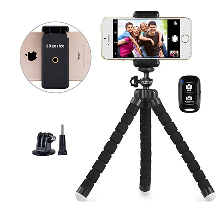 UBeesize Portable and Adjustable Camera Holder
