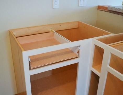 blind base cabinet installation 3