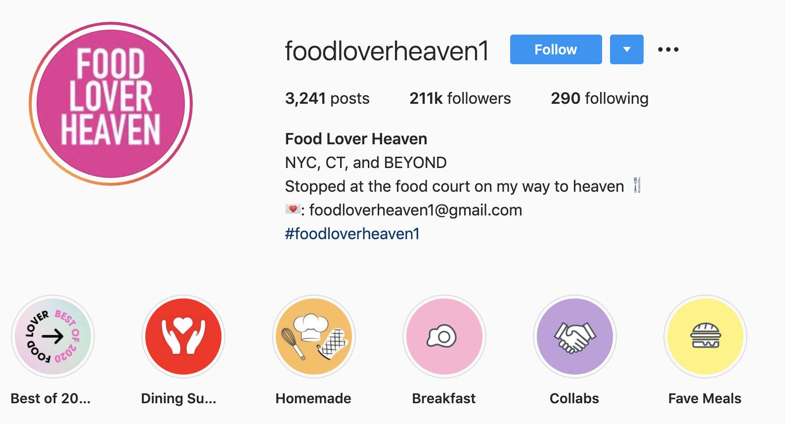Juliann Whitman | Food Lover Heaven