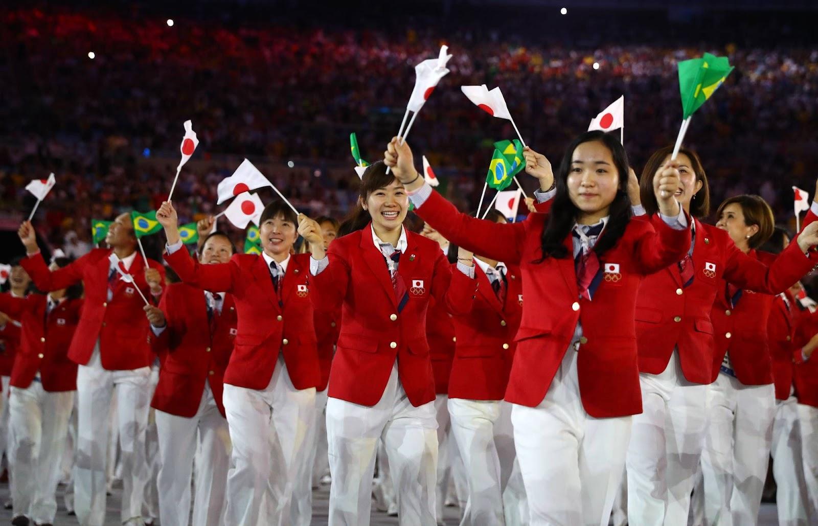 Japão começou a investir para as Olimpíadas de Tóquio já colheu frutos na Rio 2016 (Imagem: Japan Times/Reprodução)