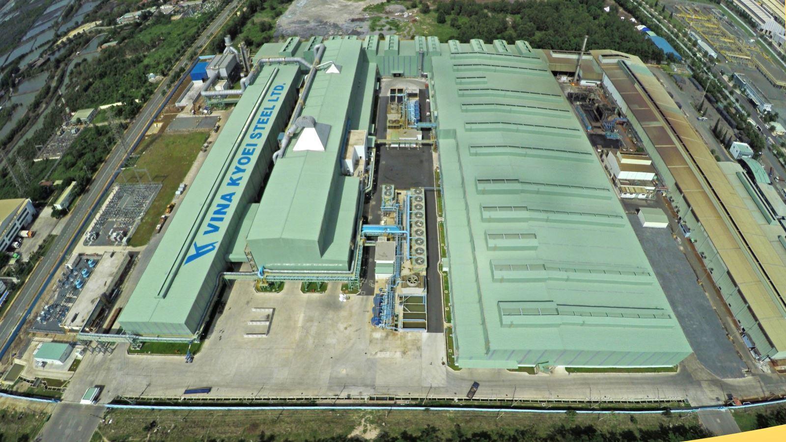 Nhà máy thép Vina Kyoei