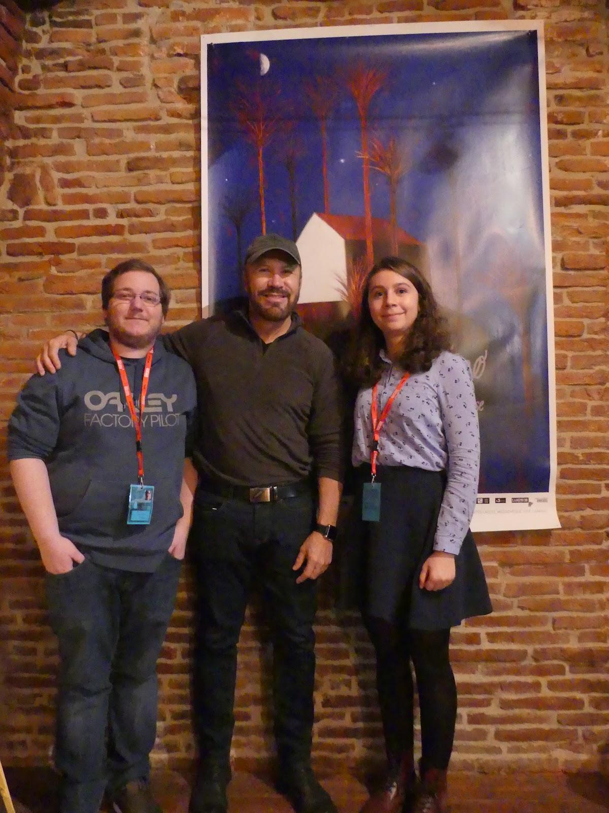 Gonzobob, Hector Noas et Stella