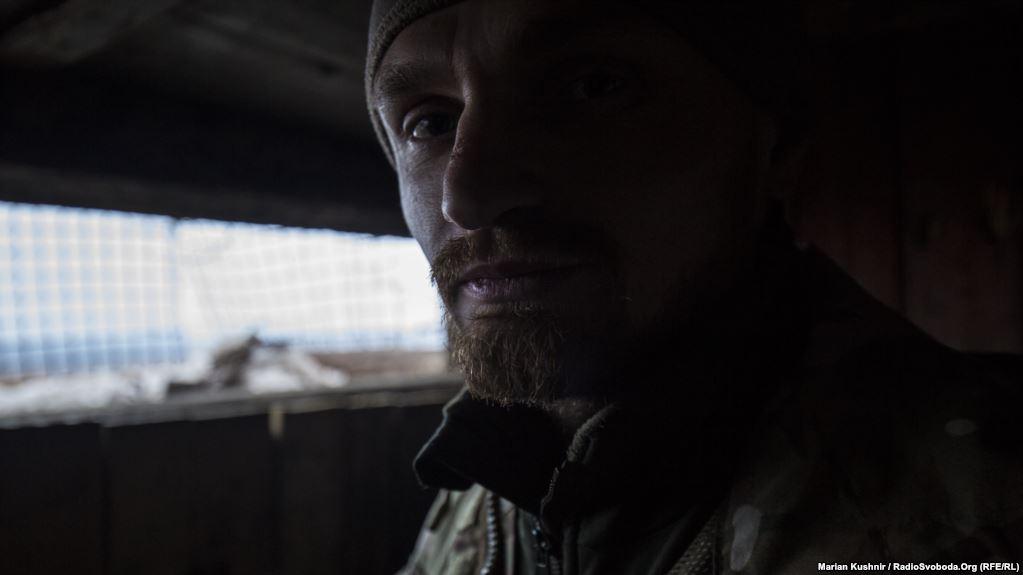 Командир взводного опорного пункту «Лис»
