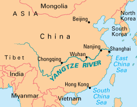 Map Of East Asia Yangtze River.Copy Of Se Asia Geography 1 1 Notes