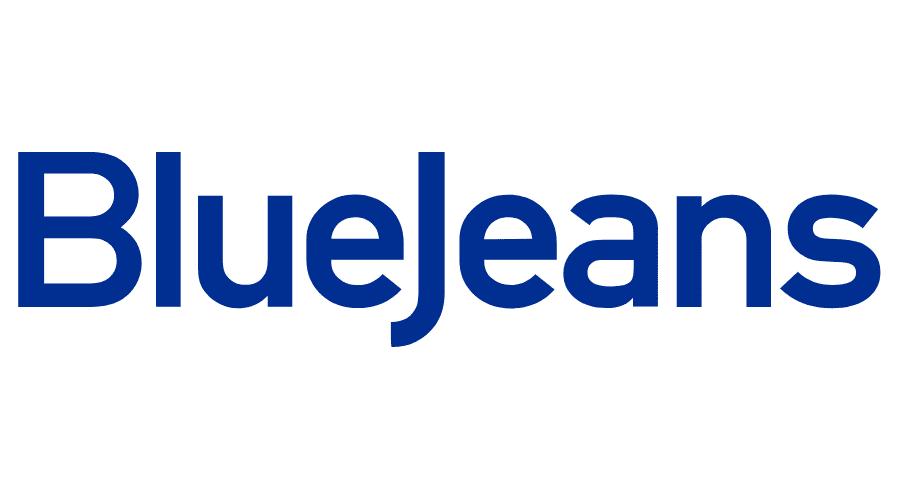 BlueJeans logo webinar tool