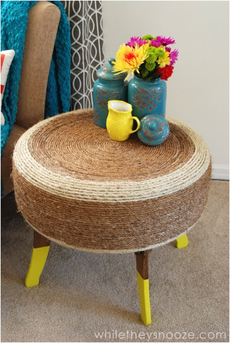 13 Incredibly Useful Ways You Can Repurpose The Old Worn-Out Car Tire