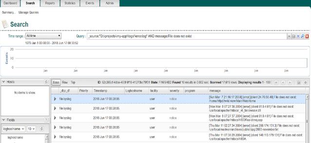 LOGalyze Log viewer tools