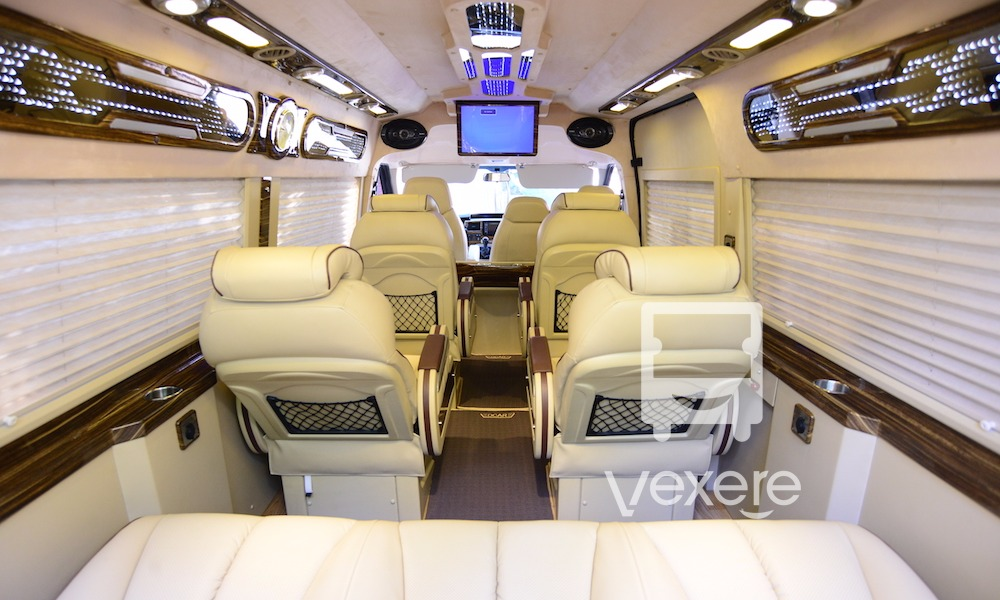Xe Limousine Hà Nội đi Hải Hậu