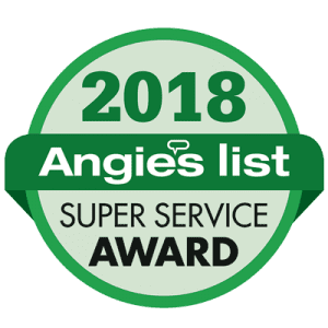 aaa exterminating in indianapolis indiana has received the 2018 angies list super service award