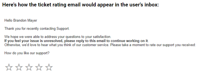 Ask Customers for their Valuable Feedback