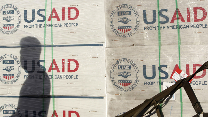 USAID looks for congressional support for reorganization