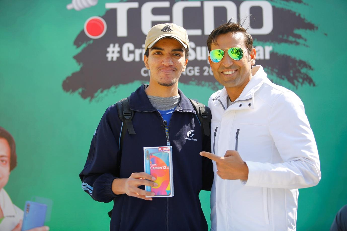 TECNO Real time Cricket
