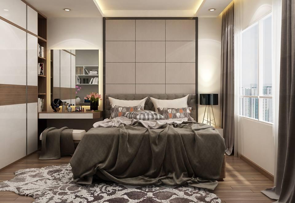 Yếu tố phong thủy khi thiết kế phòng ngủ chung cư rất quan trọng