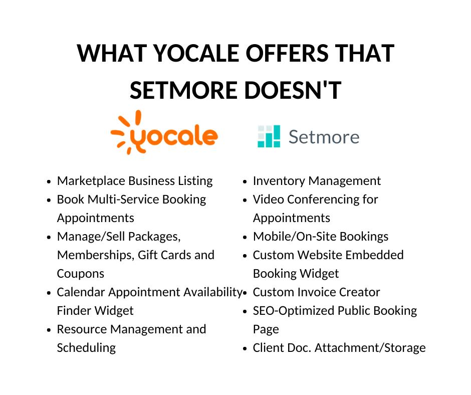 setmore alternative