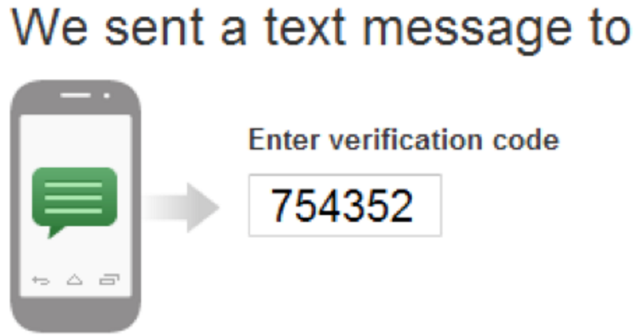 Protect your customers with two-step SMS verification