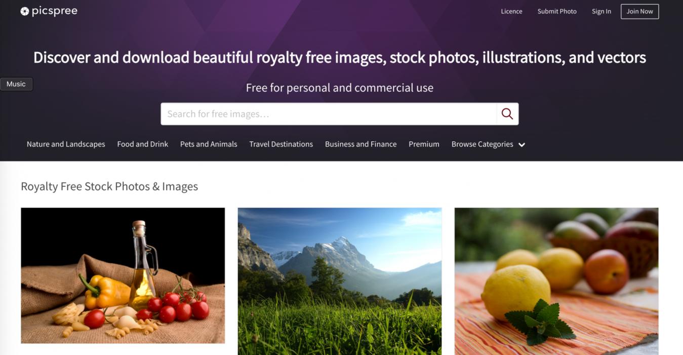 Picspree Free Stock Photos