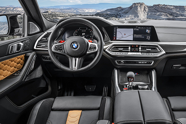 2020-BMW-X6-Dashboard