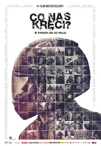 Polski plakat filmu 'Co Nas Kręci?'