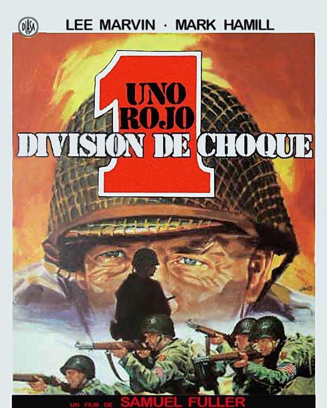 Uno rojo, división de choque (1980, Samuel Fuller)