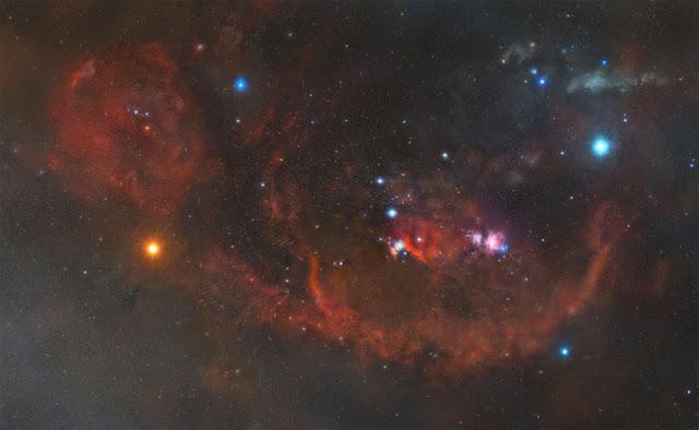 صورة فضائية من الارض