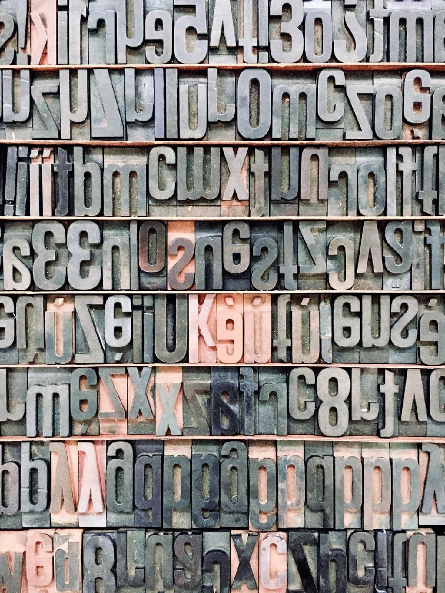 Letterpress Design: 8 Tips for Success, Print Peppermint