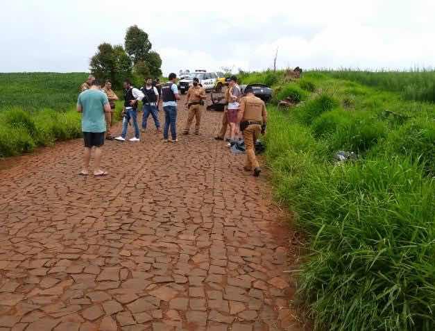 Por segurança, baleados em Rio Bonito do Iguaçu são transferidos para hospitais de outra cidade